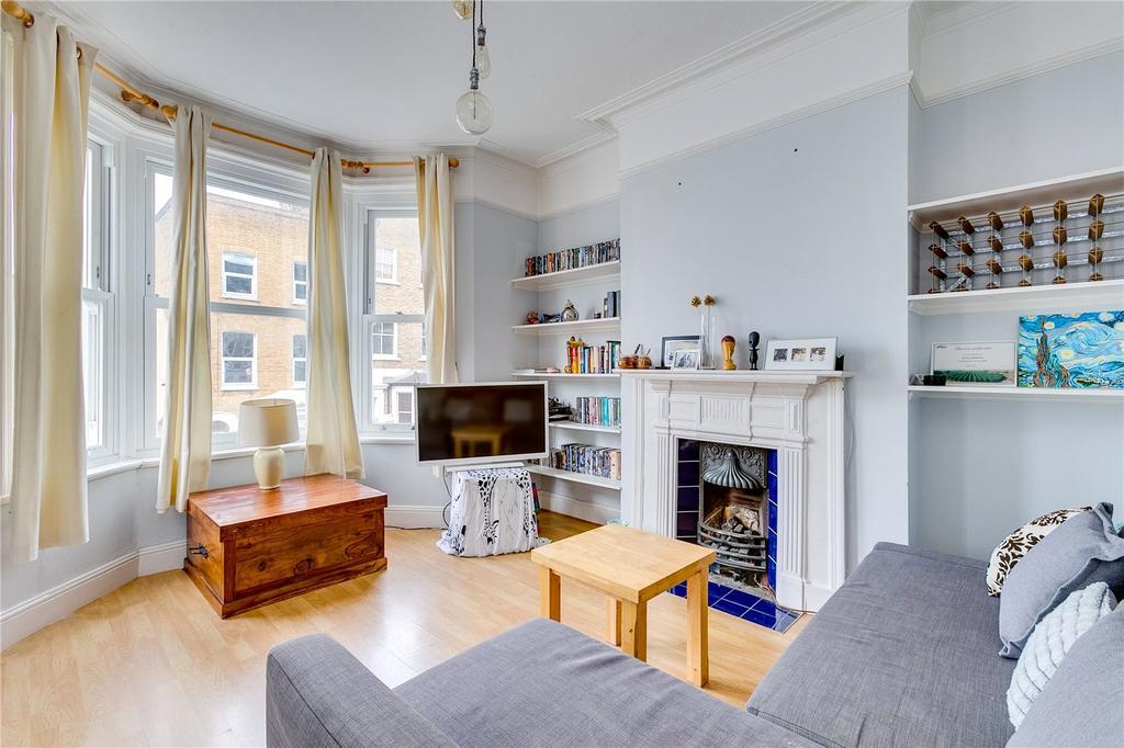 1 Bedroom Flat for sale in Mallinson Road, Battersea, London