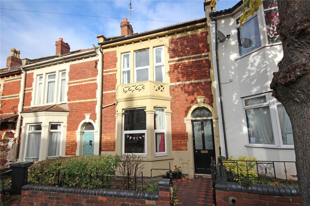 2 Bedrooms Terraced House for sale in Freemantle Road, Eastville, Bristol, BS5