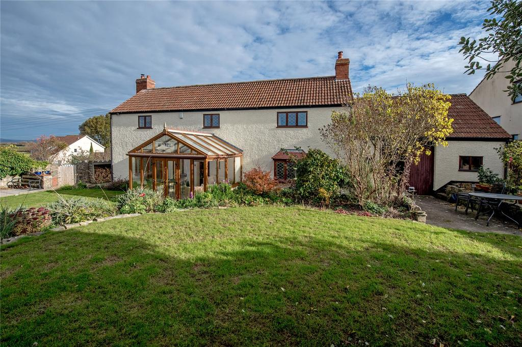 3 Bedrooms Detached House for sale in Church Street, Woolavington, Bridgwater, Somerset