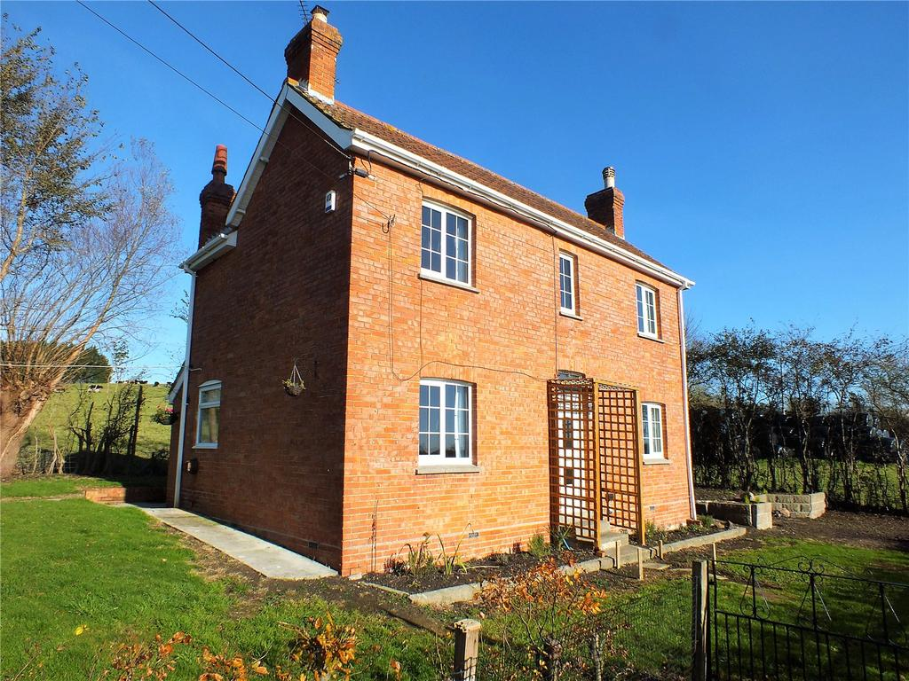 3 Bedrooms Detached House for sale in Mudgley, Wedmore, Somerset, BS28
