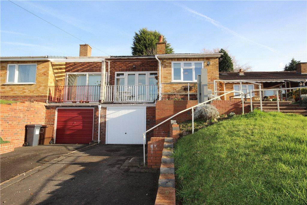 2 Bedrooms Semi Detached Bungalow for sale in Walford Drive, Solihull, West Midlands, B92