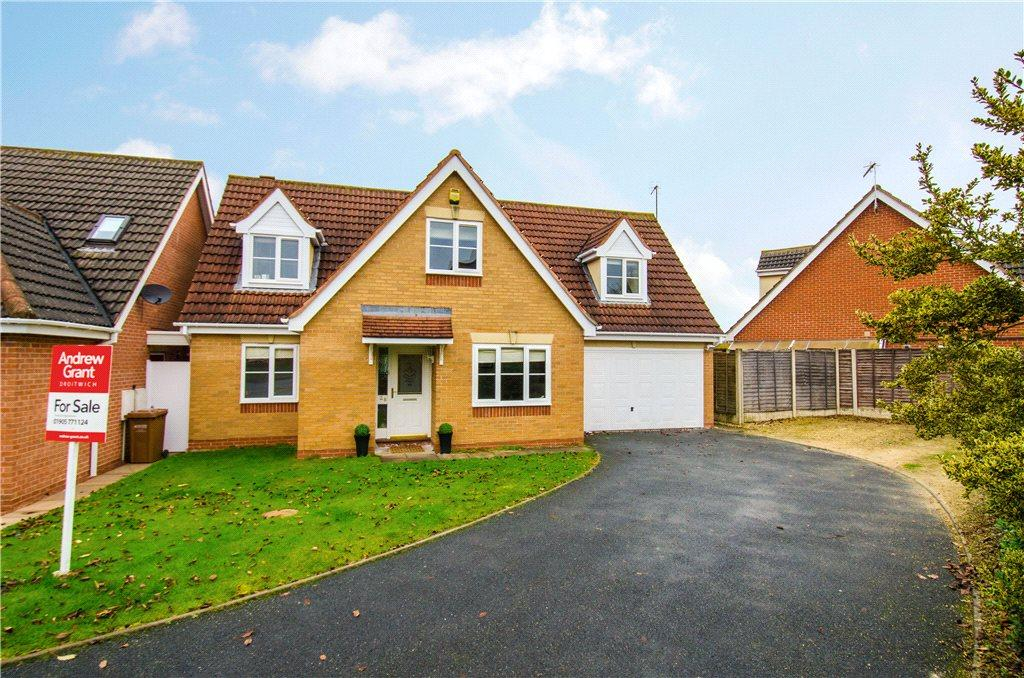 4 Bedrooms Detached House for sale in Jackdaw Lane, Droitwich, Worcestershire, WR9