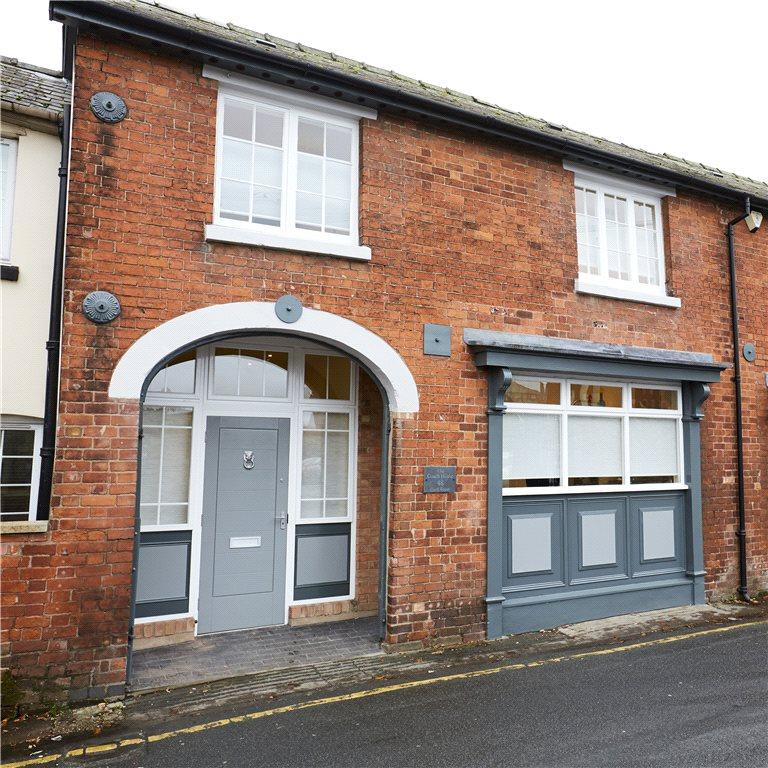 2 Bedrooms Apartment Flat for sale in Gaol Street, Hereford, HR1