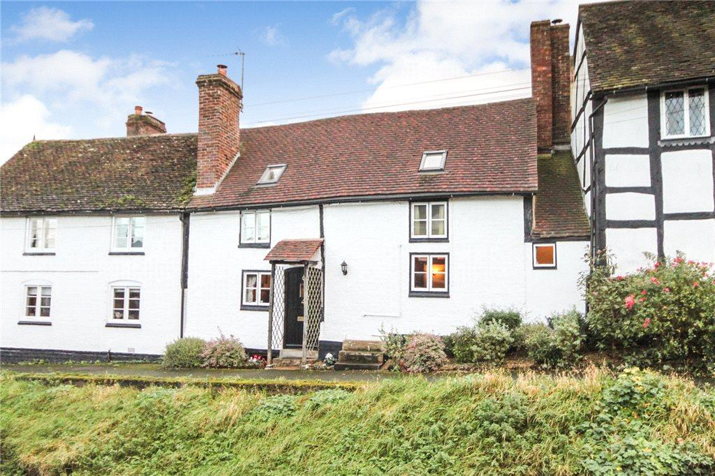 3 Bedrooms Terraced House for sale in Wyre Hill, Bewdley, Worcestershire, DY12