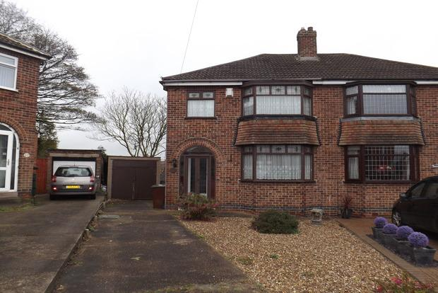 3 Bedrooms Semi Detached House for sale in Northolme Avenue, Nottingham, NG6