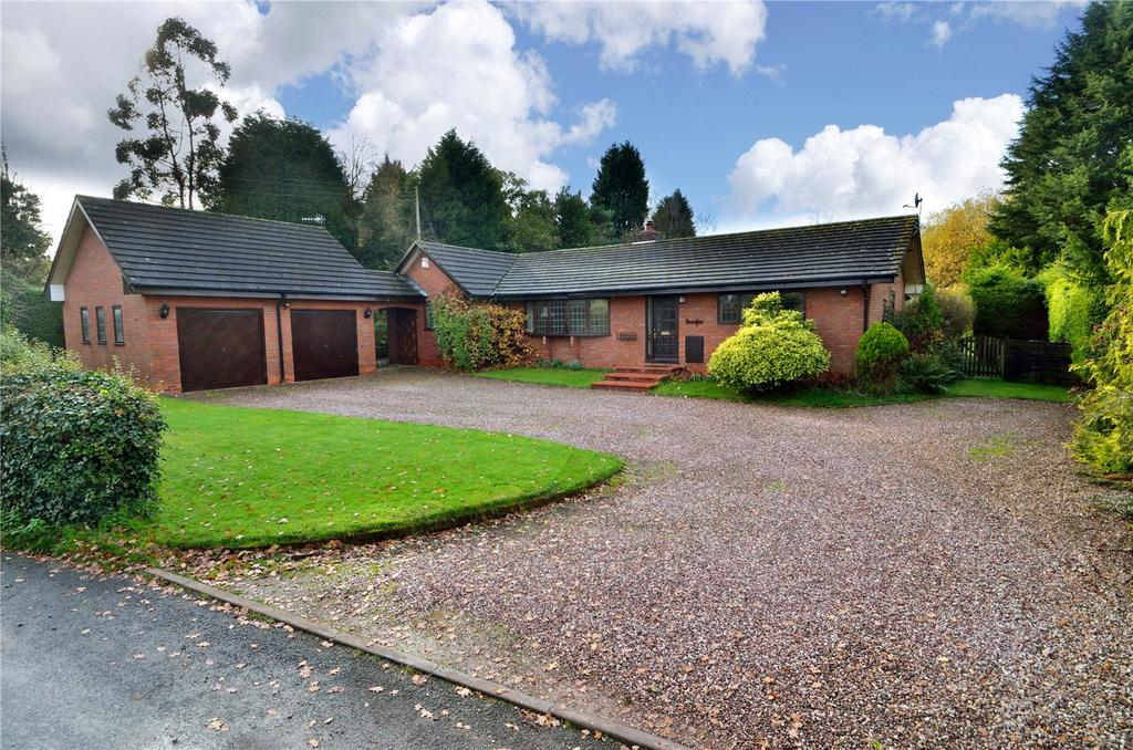 4 Bedrooms Detached Bungalow for sale in Dodford, Bromsgrove