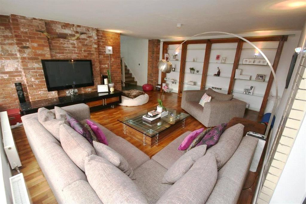 3 Bedrooms Flat for sale in New Sedgwick Mill, Cotton Street, Manchester, M4