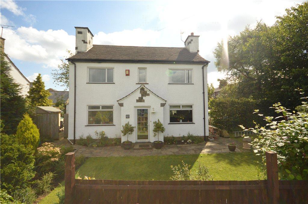 4 Bedrooms Detached House for sale in Apperley Mount, Apperley Lane, Rawdon, Leeds, West Yorkshire