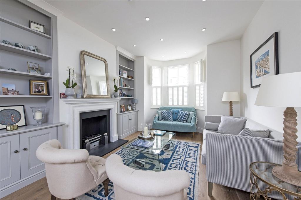 3 Bedrooms Flat for sale in Dancer Road, London, SW6