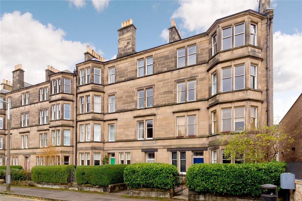 3 Bedrooms Penthouse Flat for sale in Spottiswoode Road, Edinburgh