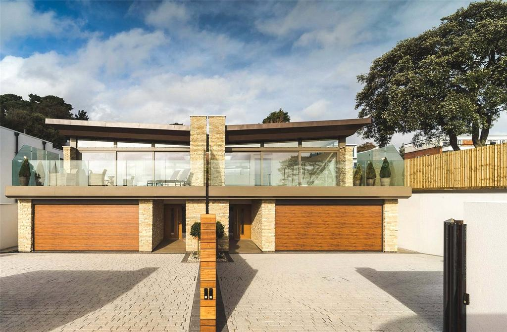 4 Bedrooms Detached House for sale in Alington Road, Evening Hill, Sandbanks, Poole, BH14