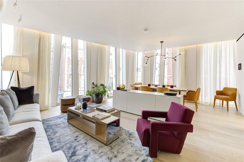 3 Bedrooms Flat for sale in Kensington Church Street, London, W8