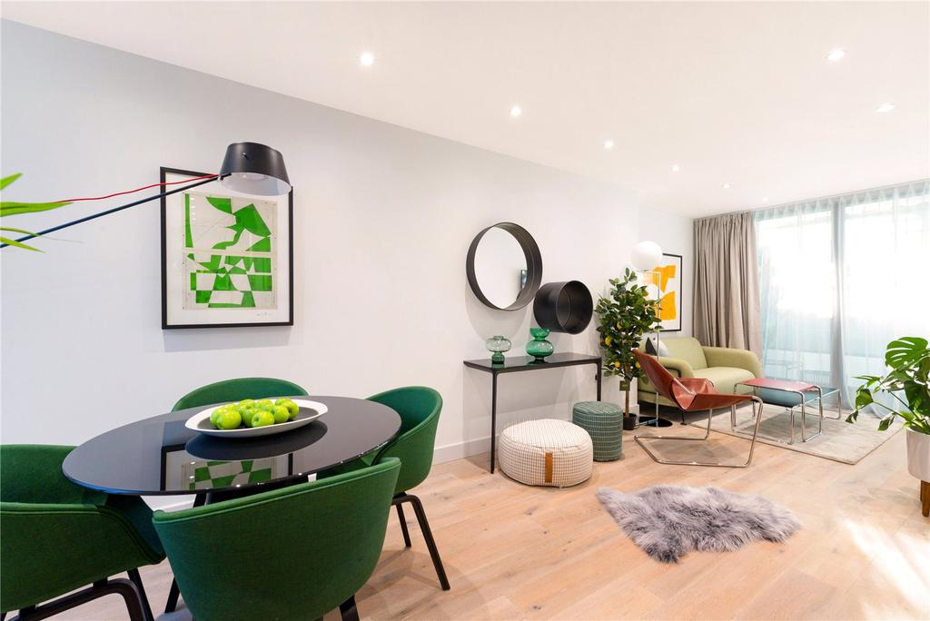 2 Bedrooms Flat for sale in Bedford House, 215 Balham High Road, London, SW17