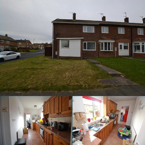 3 bedroom end of terrace house to rent - Bedford Place, Peterlee, Coubnty Durham, SR8