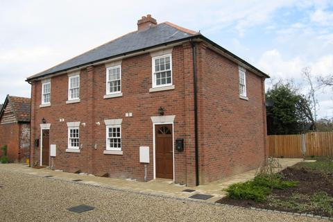 2 bedroom semi-detached house to rent - 2 Edgehall Cottages, High Street, Hadleigh, Ipswich, Suffolk, IP7 5BJ