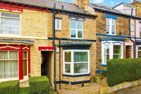 3 bedroom terraced house for sale - 53 Tylney Road, Norfolk Park, Sheffield S2