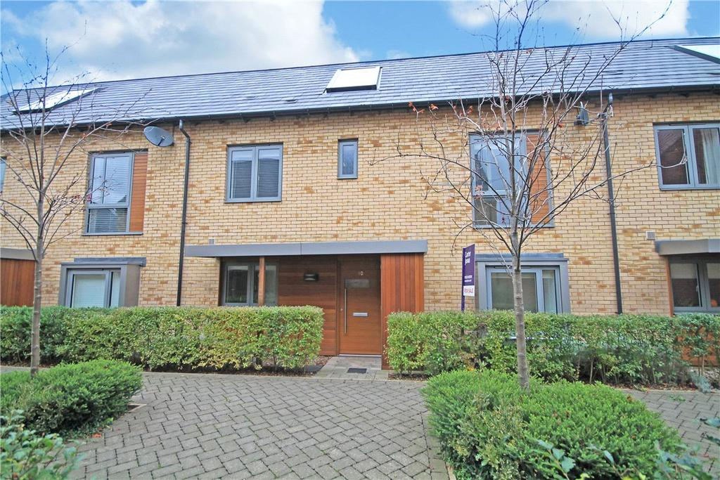 3 Bedrooms Terraced House for sale in Forty Acre Road, Trumpington, Cambridge, CB2