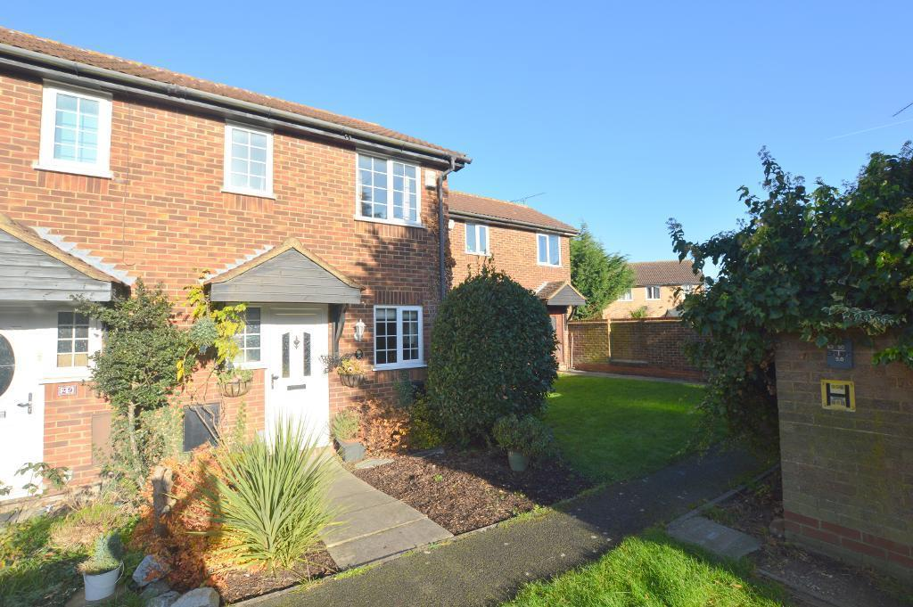 2 Bedrooms Terraced House for sale in Rudyard Close, Luton, Bedfordshire, LU4 9XD