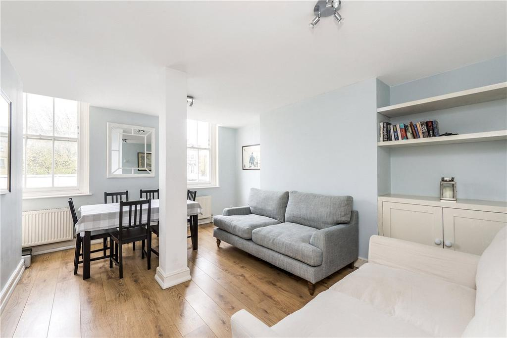 3 Bedrooms Apartment Flat for sale in Nofax House, 11 Voltaire Road, London, SW4