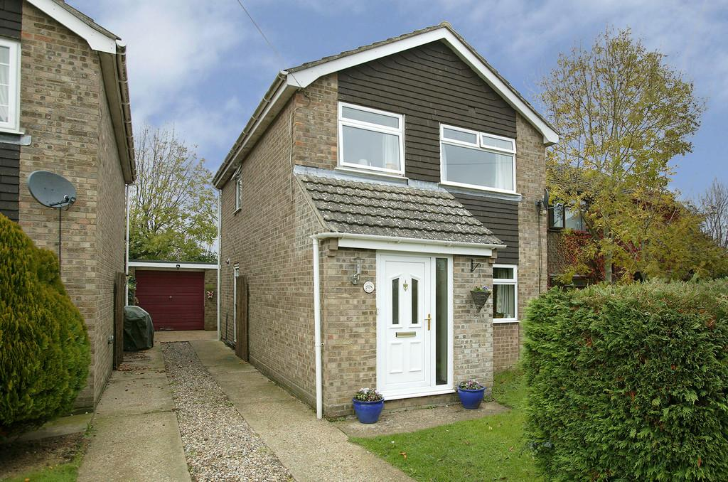 3 Bedrooms Detached House for sale in Elm Close, Mulbarton