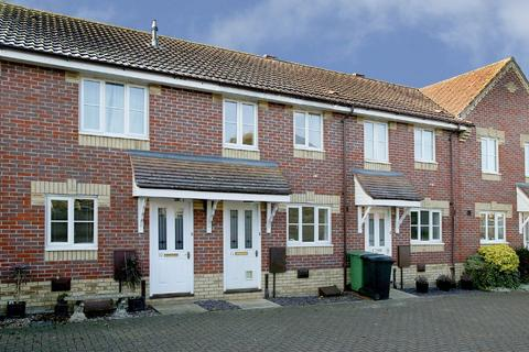 2 bedroom terraced house to rent - Speedwell Close, Attleborough