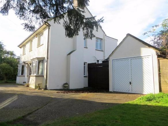3 Bedrooms Detached House for sale in Wiltown, Curry Rivel, Langport TA10
