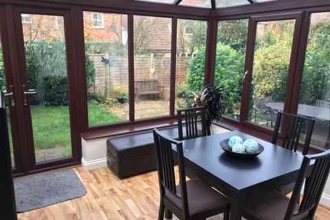 2 bedroom end of terrace house to rent - Garden Way, Kings Hill