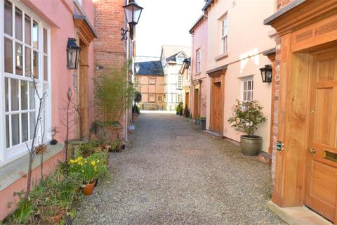 3 bedroom terraced house to rent - 29 The Angel, Broad Street, Ludlow, SY8