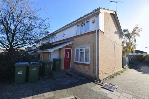 2 bedroom terraced house for sale - Silver Birch Close, Central Thamesmead, SE28 8RW