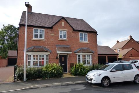 4 bedroom detached house for sale - Chatham Road, Meon Vale