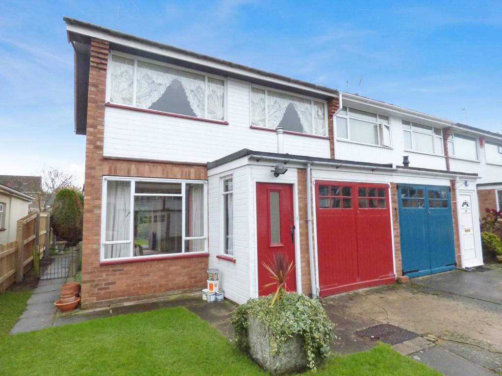 3 Bedrooms End Of Terrace House for sale in Rivermead Drive, Tiddington, Stratford-Upon-Avon
