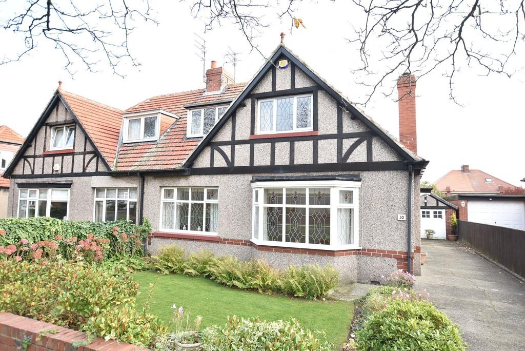 4 Bedrooms Semi Detached House for sale in Park Avenue, Seaburn