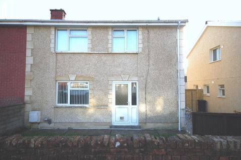 3 bedroom semi-detached house for sale - 51 March Hywel, Neath, SA10 8ND