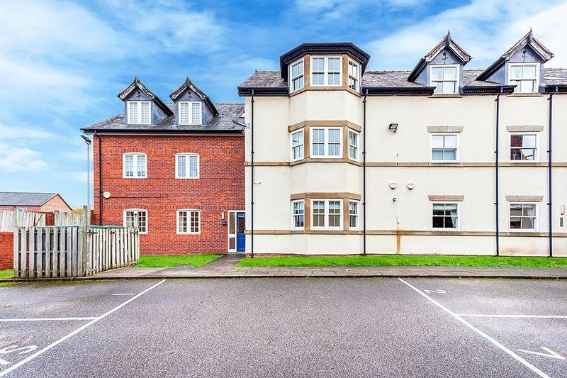 2 Bedrooms Apartment Flat for sale in Moody Street, Congleton