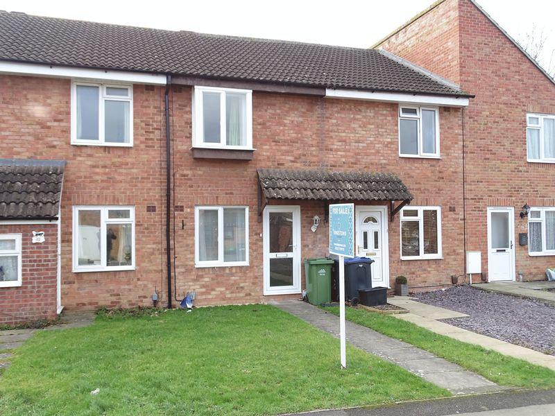 2 Bedrooms Terraced House for sale in Ingram Road, Melksham