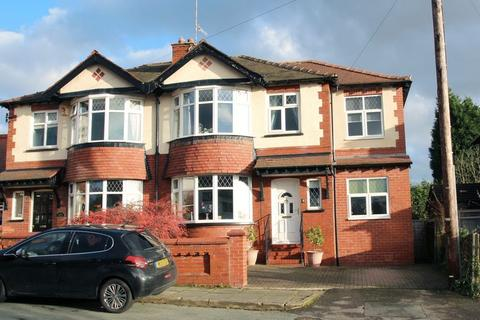 4 bedroom semi-detached house for sale - Brabyns Avenue, Romiey