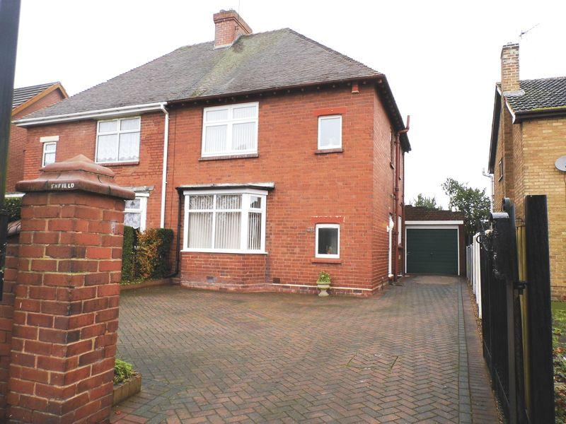2 Bedrooms Semi Detached House for sale in Lichfield Road, Shelfield, Walsall
