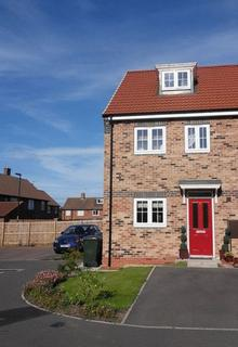 3 bedroom end of terrace house to rent - BALLIOL MEWS, Longbenton