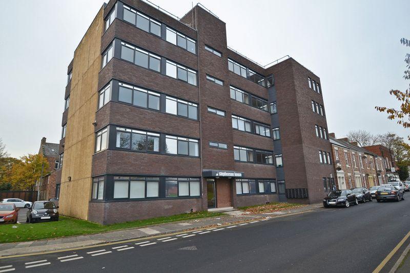 2 Bedrooms Apartment Flat for sale in Stephenson Street, North Shields