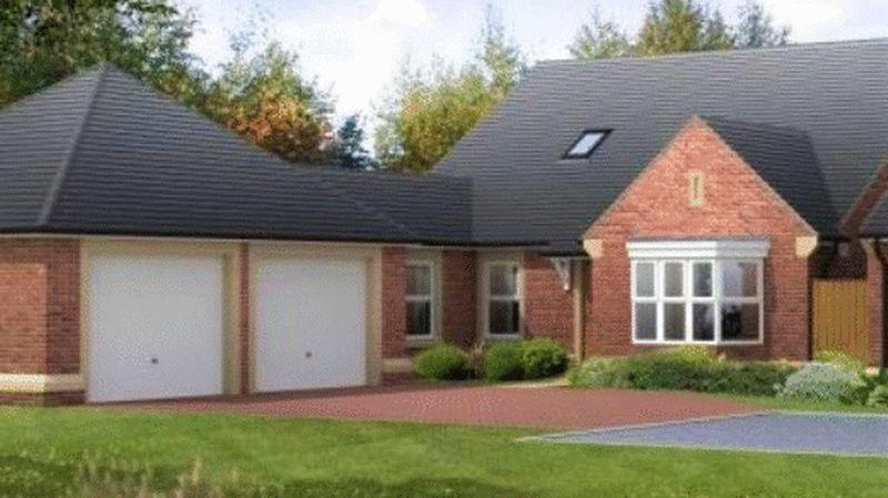 4 Bedrooms Detached Bungalow for sale in The Green, Doncaster