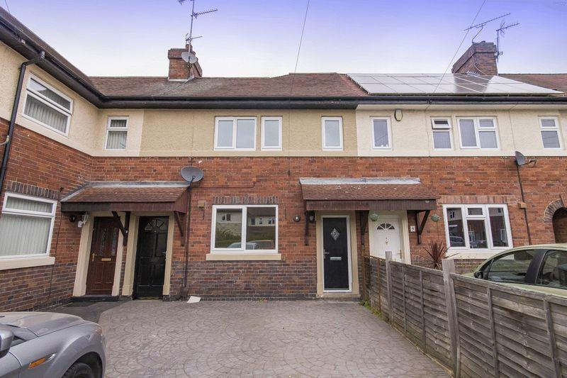 3 Bedrooms Terraced House for sale in Burbage Place, Derby