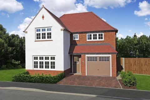 4 bedroom detached house for sale - THE MARLOW, BRINDLEY PARK, CHELLASTON
