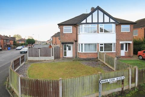 3 bedroom semi-detached house for sale - JUBILEE ROAD, SHELTON LOCK