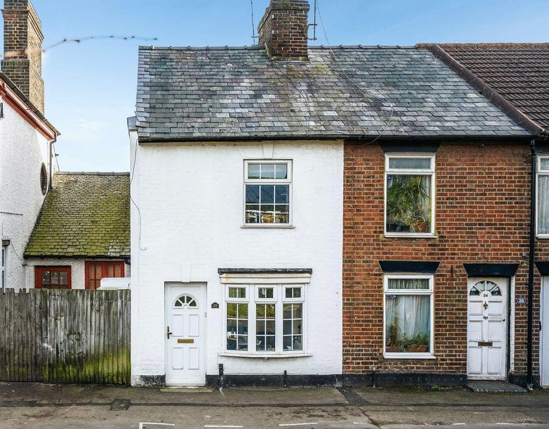 2 Bedrooms Terraced House for sale in Church Road, Slip End