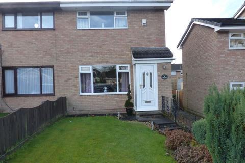 2 bedroom semi-detached house for sale - Penryn Avenue, Heyside, Royton
