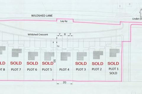 Plot for sale - Wildshed Lane, Burgh Le Marsh