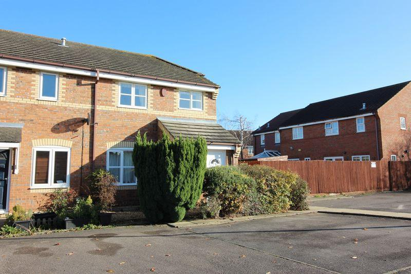 3 Bedrooms End Of Terrace House for sale in Barton-le-Clay