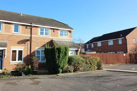 3 bedroom end of terrace house for sale - Barton-le-Clay