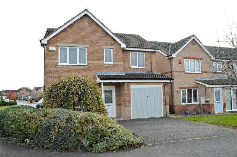 4 Bedrooms Detached House for sale in Blyth Way, Laceby