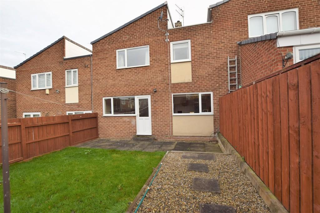 3 Bedrooms Terraced House for sale in Shield Row Gardens, Shield Row, Stanley
